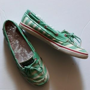 SPERRY Top Sider Girls Size 4M